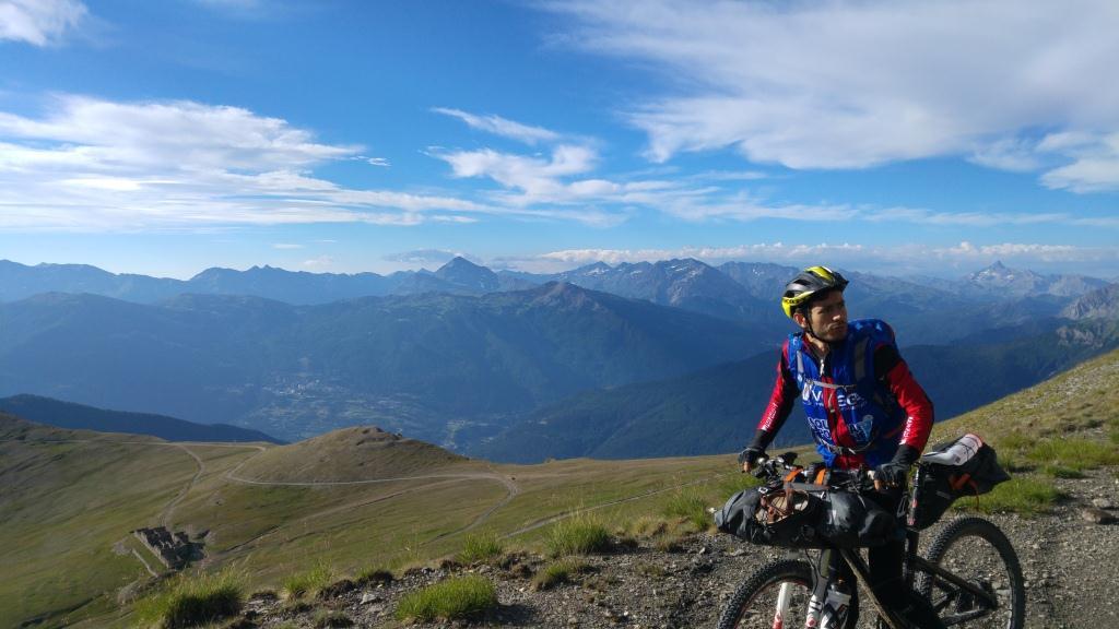 Bikepacking Alpi Cozie