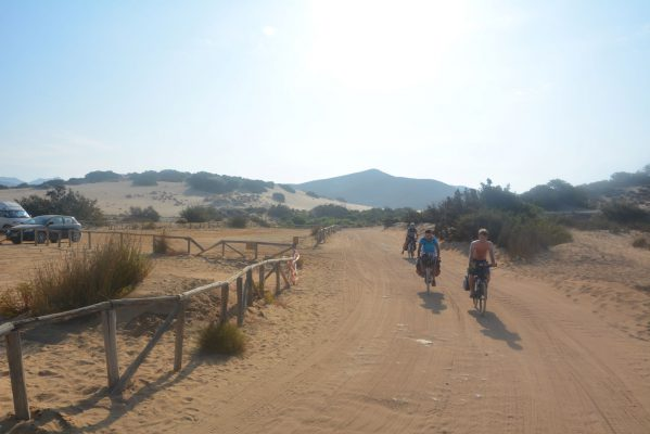 Cicloturismo Sardegna